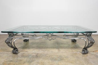NEOCLASSICAL POLISHED STEEL ETCHED GLASS TABLE_47193a_8d8a29c1513fad1_lg.jpeg