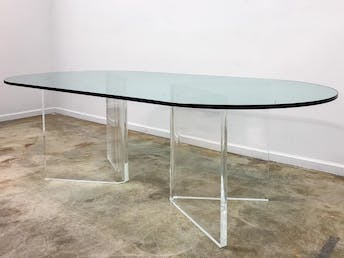KARL SPRINGER STYLE GLASS TOP LUCITE DINING TABLE_51842a_8d8a29dc132e7e7_lg.jpeg