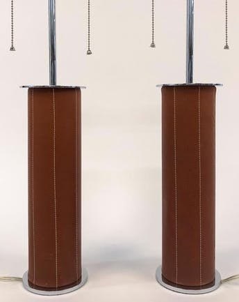 PAIR, NESSEN LEATHER WRAPPED CHROME TABLE LAMPS_51921a_8d8a29e0eacb131_lg.jpeg