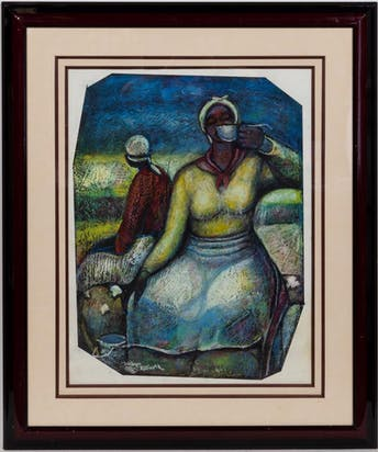 """WILLIAM TOLLIVER, """"COTTON WORKERS"""" PASTEL_54020a_8d8a29ac4b1d23a_lg.jpeg"""