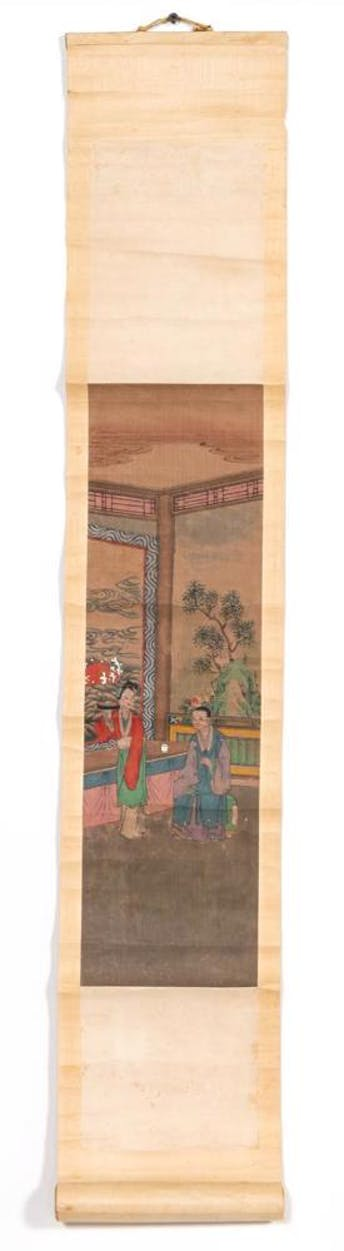 CHINESE HAND PAINTED SCROLL, INTERIOR SCENE_64777a_8d8a82a5d3fedf8_lg.jpeg